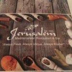 Foto de Jerusalem Glatt Kosher Restaurant