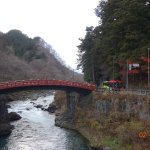 Shinkyo Bridge , Nikko.
