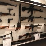 just some of many examples of WWII guns