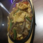 The best Chinese food in Lerwick for me. The taste is Excellent!