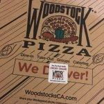 Foto de Woodstock's Pizza