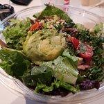Healthy club salad