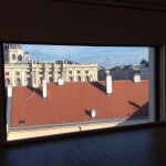 Views from within Leopold Museum