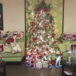 Christmas at Elkin Fairfield Inn