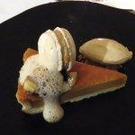 Taster menu desert