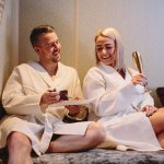 VJW Holistic Therapies Heat & Relaxation Experience.