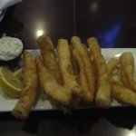 Cod FIngers with Tater Dipping Sauce