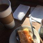 Coffee, turtle mocha, blondie