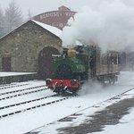 Train at Beamish