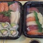 sushi platter takeout