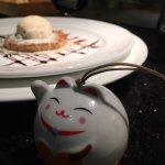 dessert @Yakiniku teppanyaki