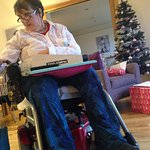 Family quiz on Christmas day