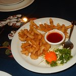 crispy squid $9.95