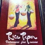 Rice Paper resmi