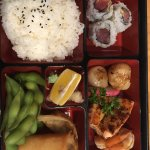 Lunch Seafood Bento Box