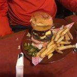 'Dam Good' burger