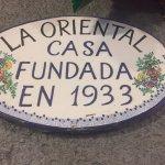 صورة فوتوغرافية لـ Antigua Taqueria La Oriental