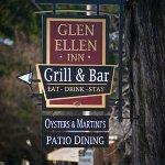 Glen Ellen Inn Foto