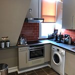 Fully furnished Kitchen and Laundry