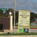 Shuttle Stop for Wurstfest, Best Western Inn and Suites, New Braunsfels, Texas