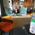 Dining Area at Hotel Indigo Houston Galleria