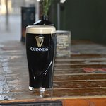 The Travelling Guinness stopping at McHughes Bar