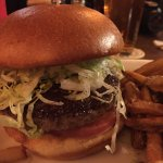 The Kobe Beef Burger