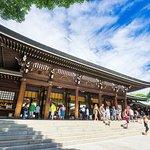 Храм Мэйдзи (Мэйдзи Дзингу)