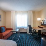 Fairfield Inn & Suites Dallas Lewisville Foto