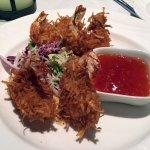 Coconut Shrimp Appetizer