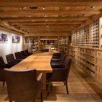 Wine degustation hall