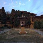 Central prayer spot