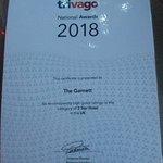 award fromtrivargo
