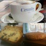 Foto de Crumbs Cafe