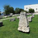 Fragmenty budowli rzymskich
