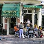 Coffee Shop in Spain