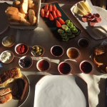 Delicious Turkish breakfast