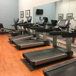 Gym - Good Cardio equipment