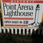 Point Arena Lighthouse & Museum Foto