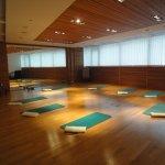 Yoga/pilates... ruimte