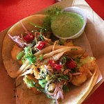 Taco Bamba Crispy Shrimp Tacos