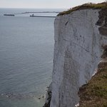 On the edge of White Cliffs