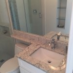 Bathroom- unit 604