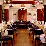 Enjoy elegant dining in great ambient.