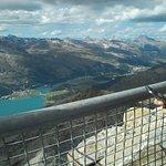 Photo of Mount Corvatsch