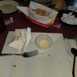 THIS was how good the food was!