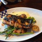Silky Seared Salmon