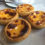 Lord Stow's Portuguese style egg tarts