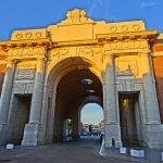 Menin Gate Memorial Foto