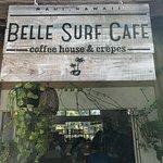 Belle surf cafe